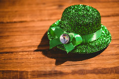 St patricks day hat Stock Photo