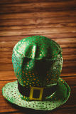 St patricks day hat Stock Photos
