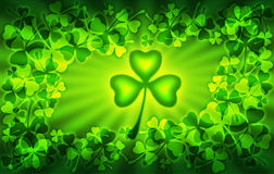 St. Patricks Day illustration Stock Images