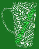 St. Patricks Day. Royalty Free Stock Photos