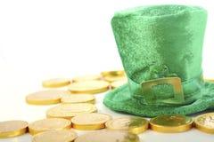 St Patricks Day leprechaun hat. Stock Images