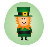 St Patricks Day Leprechauns Royalty Free Stock Images