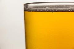 St Patricks Day mug of beer. Close-up of st Patricks day mug of beer on white background Royalty Free Stock Image
