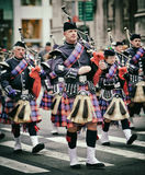 St Patricks Day. NEW YORK, NY, USA - MAR 17:  at the St. Patrick's Day Parade on March 17, 2014 in New York City, United States Stock Photos