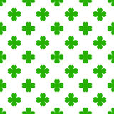 St patricks day seamless pattern Royalty Free Stock Photography