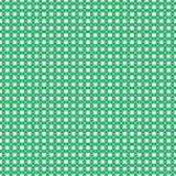 St Patricks Day seamless wallpaper with shamrocks print on white. St Patricks Day seamless wallpaper with shamrocks clover print on white background. Vector Royalty Free Stock Photo