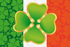 St. Patricks Day symbol Stock Photos