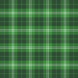 St. Patricks day Tartan plaid. Scottish cage. St. Patricks day tartan plaid. Scottish pattern in green and white cage. Scottish cage. Traditional Scottish royalty free illustration