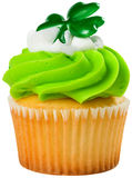 St Patrick's Cupcake Stock Photos