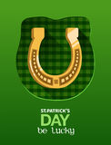 St patricks day vector Stock Images