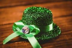 St Patricks de Hoed van de Dag Royalty-vrije Stock Foto