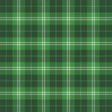St Patricks de plaid van het daggeruite schots wollen stof Schotse kooi royalty-vrije illustratie