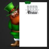 St.Patricks design Stock Photos
