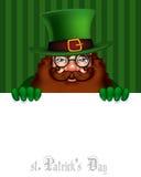 St.Patricks design Royalty Free Stock Image