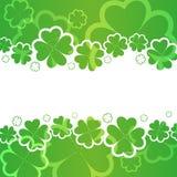 St Patricks dnia tło ilustracja wektor