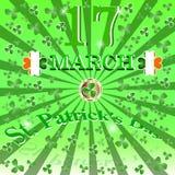 St. Patricks dnia tło. Obraz Stock