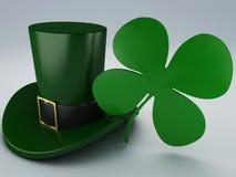 St. Patricks dzień royalty ilustracja