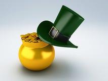St. Patricks dzień ilustracja wektor