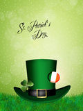 St Patricks hat Stock Images