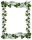 St Patricks Keltische Grensoverschrijdend van de Dag stock illustratie