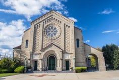 St Patricks kościół Zdjęcia Stock
