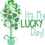 St. Patricks Lucky Day Stock Images