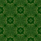 St Patricks pattern Royalty Free Stock Photos