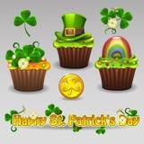 St Patricks a placé 3 Photographie stock