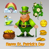 St Patricks set 4 Royalty Free Stock Photos