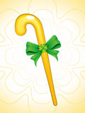 St patricks stick Royalty Free Stock Photos