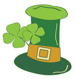 St. Pats Hat Royalty Free Stock Image