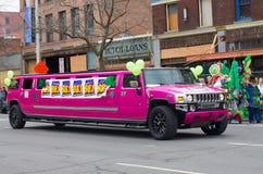 St. patty's day parade Royalty Free Stock Photos