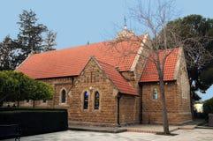 St Paul's大教堂,尼科西亚 免版税库存照片