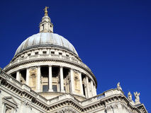 St.Paul's Cathedral Royalty Free Stock Photos