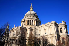 St Paul�s Cathedral Stock Images