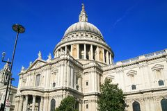 St Paul's Cathedral Stock Photos