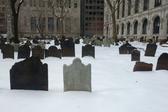 St. Paul�s Churchyard Royalty Free Stock Images