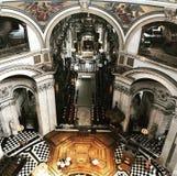 St Paulâs Kathedraal Royalty-vrije Stock Afbeelding
