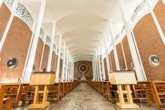 St Paul Apostle Cathedral, Blumenau Photos libres de droits