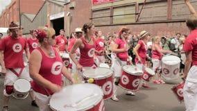 St Paul Carnival, tecleando