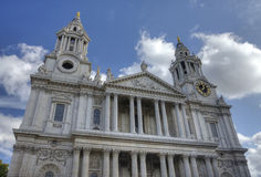 St Paul cathedral Royalty Free Stock Photo