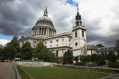 St Paul Cathedral Royalty Free Stock Photos