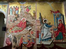 St. Paul Cathedral Lebanon stockbild