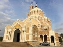 St. Paul Cathedral Lebanon lizenzfreies stockbild