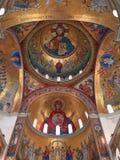 St. Paul Cathedral Lebanon lizenzfreie stockfotos