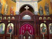 St. Paul Cathedral Lebanon stockfotografie