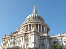 St Paul Cathedral, Londen royalty-vrije stock foto