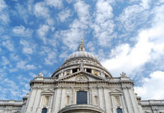 St. Paul Cathedral (London) Royalty Free Stock Photos