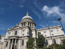 St Paul Cathedral London Royalty Free Stock Images