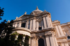 St Paul Cathedral Royalty Free Stock Images